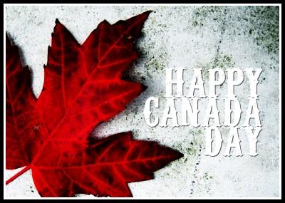 HAPPY CANADA DAY !!!